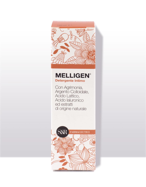 MELLIGEN DETERGENTE INTIMO - Cosmetico - Igiene intima quotidiana ad azione rinfrescante, purificante e lenitiva