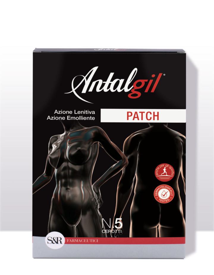 ANTALGIL PATCH - Cosmetico - Azione emolliente e lenitiva