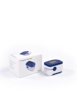 SATURIMETRO PULSOSSIMETRO OXY 11 - Dispositivo medico - Apparecchio medicale riutilizzabile, usato per misurare frequenza cardiaca e saturazione di ossigeno nel sangue (SpO2)