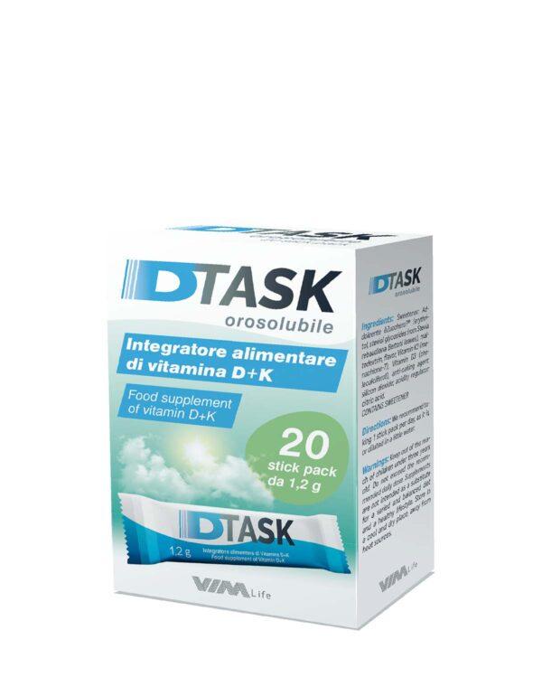 DTASK - Integratore alimentare - Per sostenere le difese immunitarie